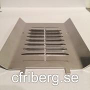 Roster Värmebaronen Viking Bio pelletsbrännare